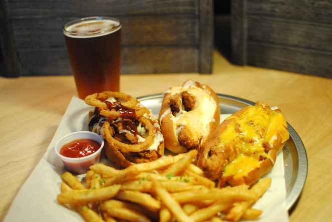 The Bird Dog Platter. Choose three Bird Dogs from our large selection to create your very own platter.
